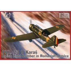 IBG72510 PZL23B Karas in Romanian Serv. 1/72