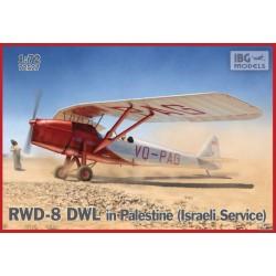 IBG72527 RWD-8 DWL in Palestine (Israel)1/72