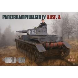 IBGWAW004 Pz.Kpfw IV Ausf A 1/72