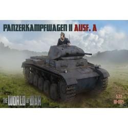 IBGWAW005 Pz.Kpfw II Ausf A 1/72