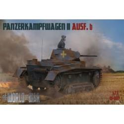 IBGWAW007 Pz.Kpfw II Ausf B 1/72