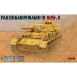 IBGWAW009 Pz.Kpfw IV Ausf D 1/72