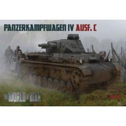 IBGWAW010 Pz.Kpfw IV Ausf C 1/72