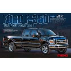 CS-001 Ford F350 Super Duty Crew Cab 1/24