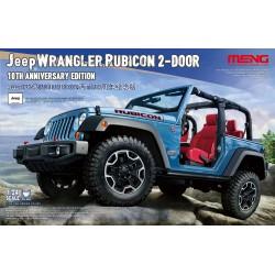 CS-003 Jeep Wrangler Rubicon 2-Door 10th Anniversary Edition