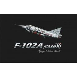 DS-003S US F102A Case X George Bush 1/72