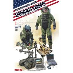 HS-003 U.S. explosive ordnance disposal special