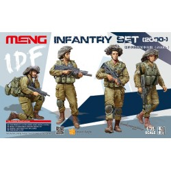 HS-004 IDF Infantry Set (2000-)