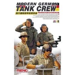 HS-006 Modern German Tank Crew