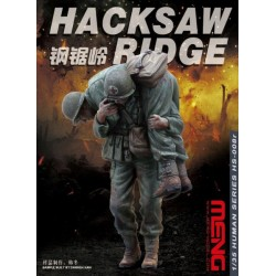 HS-008r Hacksaw Ridge (resin)