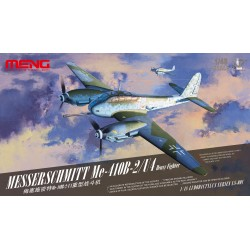LS-001 Messerschmitt Me-410B-2/U4 Heavy Fighter