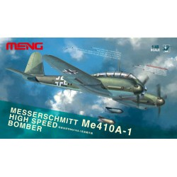 LS-003 Messerschmitt Me-410A-1 High Speed Bombe