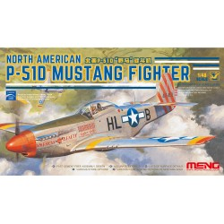 LS-006 North American P-51D Mustang Fighter