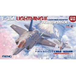 LS-008 Lockheed Martin F-35A Lightning II Fight JASDF,Achtung-Anleitung nur japanisch