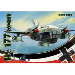 MPLANE-003s He 177 Bomber (Special Edition) White sp