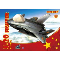 MPLANE-005 J-20 Fighter