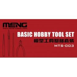 MTS-003 Basic Hobby Tool set