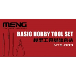 MTS-003 Basic Hobby Tool set