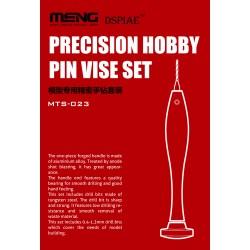 MTS-023 Precision Hobby Pin Vise Set