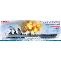 PS-001 Royal Navy Battleship H.M.S.Rodney (29)