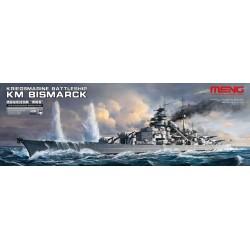 PS-003 Kriegsmarine Battleship KM Bismarck