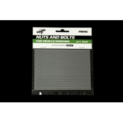 SPS-007 Nuts and Bolts SET B (small)