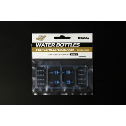 SPS-010 Water Bottles for Vehicle/Diorama