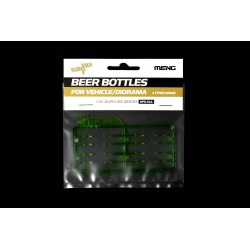 SPS-011 Beer Bottles for Vehicle/Diorama
