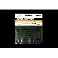 SPS-011 Beer Bottles for Vehicle/Diorama