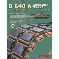 SPS-016 D 640 A Workable Tracks for Leopard 1 Fa