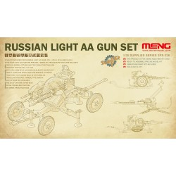 SPS-026 Russian Light AA Gun Set
