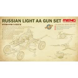 SPS-026 Russian Light AA Gun Set