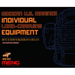 SPS-027 Modern U.S.Marines Individual Load-Carry Carrying Equipment (Resin)