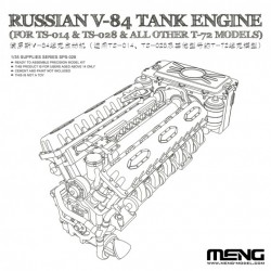 SPS-028 Russian V-84 Engine (for TS-014 & TS-028 & all other T-72 Models)