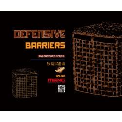 SPS-032 Defensive Barriers (Resin)