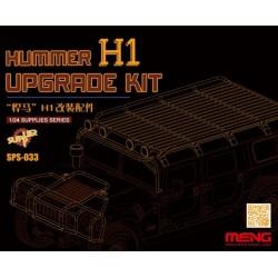 SPS-033 HUMMER H1 Upgrade Kit (Resin)