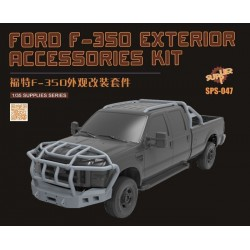 SPS-047 Ford F-350 exterior accessoriesKit(resin
