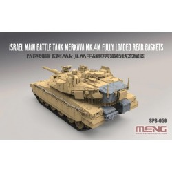 SPS-056 Israel Main Battle Tank Merkava Mk.4M - detail upgrade kit