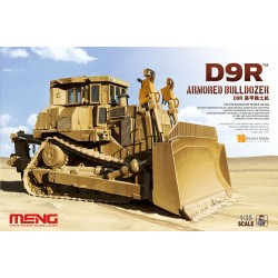 SS-002 D9R Armored Bulldozer