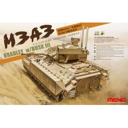 SS-006 U.S. Cavalry Fighting Vehicle M3A3 BRADL