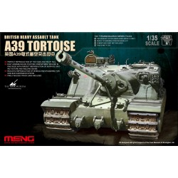 TS-002 British A39 Tortoise Heavy Assault Tank