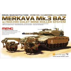 TS-005 Israel Main Battle Tank Merkava Mk.3 BAZ