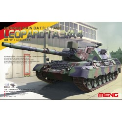 TS-007 Leopard I German Main Battle Tank