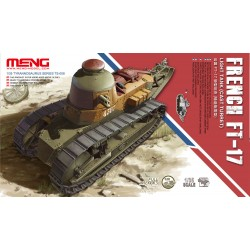 TS-008 French FT-17 Light Tank(Cast Turret)