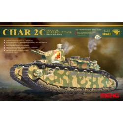 TS-009 French super heavy tank Char 2C