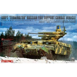 TS-010 Russian Terminator Fire Support Combat