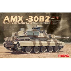TS-013 French Main Battle Tank AMX-30B2