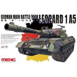 TS-015 German main Battle Tank Leopard 1 A5