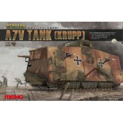 TS-017 German A7V Tank (Krupp)