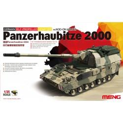 TS-019 German Panzerhaubitze 2000 Self-Propelle